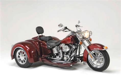 Trike Conversion Kits For Harley Davidson by New Trike Kit For Harley Davidson Autoevolution