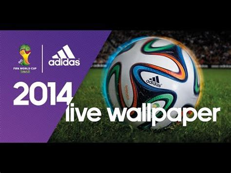 adidas brazuca wallpaper the official adidas 2014 fifa world cup live wallpaper