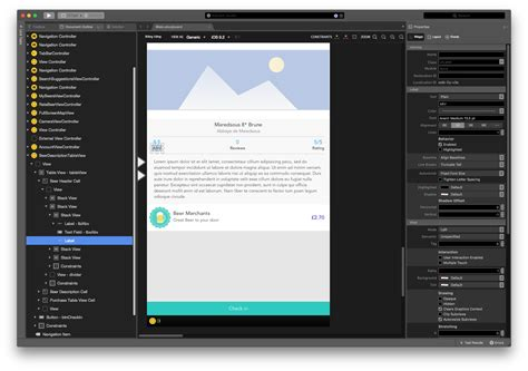 xamarin dynamic layout building dynamic layouts for ios with uistackview