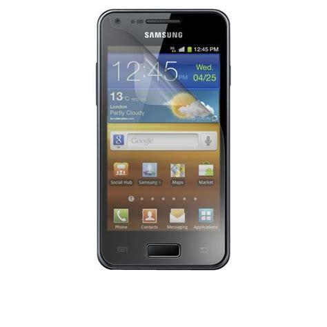 Screen Guard Bening Samsung Galaxy S Adv for samsung galaxy s advance i9070 hd professional screen protector screen guard