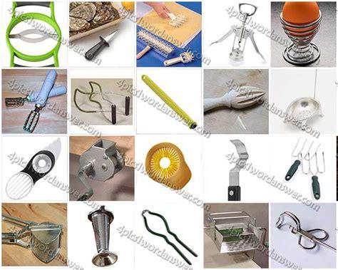 100 pics kitchen utensils level 81 100 answers 4 pics