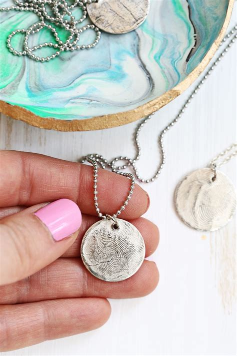 how to make metal jewelry at home make real silver jewelry with metal clay a beautiful mess