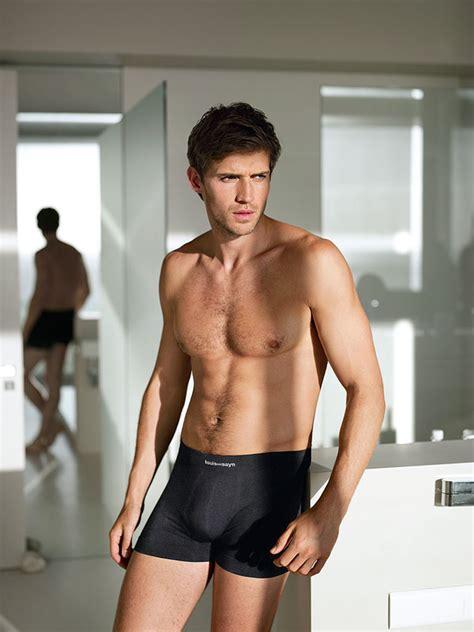 Matt Barnes Interview Andrew Cooper For Louis Sayn Underwear