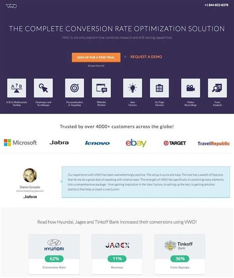 best landing page 25 of the best landing pages on the web to inspire your