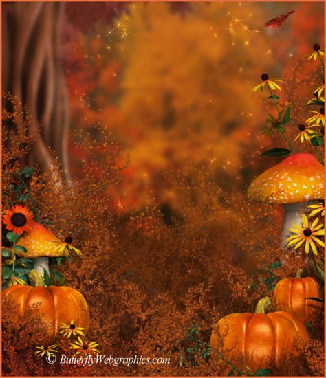 harvest background fall harvest backgrounds butterflywebgraphics