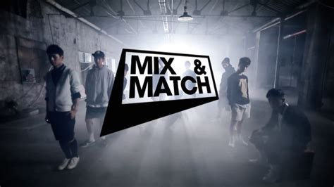 Mix And Match by Yg Entertainment Drops Second Quot Mix Match Quot Teaser Spot