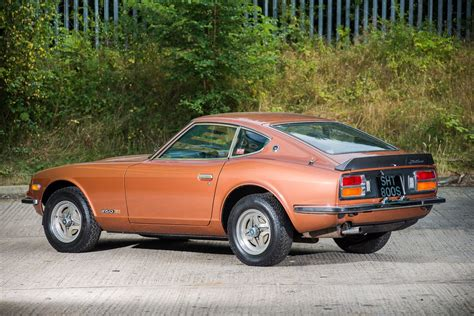 nissan 260z 1978 datsun 260z unearthed after 21 years still looks
