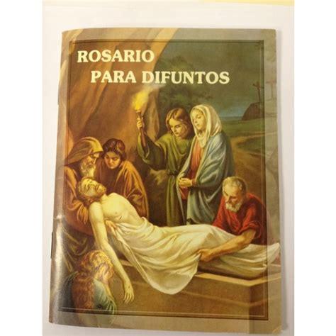 santo rosario completo para difuntos rosario para difuntos the catholic company