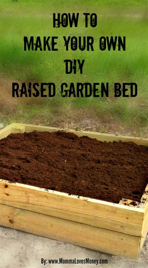 How To Make Your Own Vegetable Garden Raised Garden Beds Actually Make For A More Productive