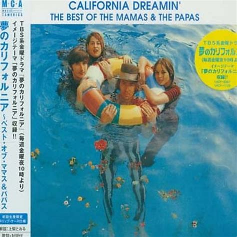mamas and papas best of california dreamin the best of the mamas the papas