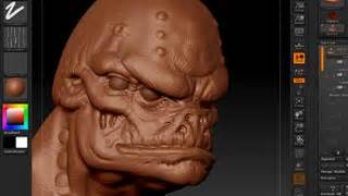 Zbrush Video Tutorial Italiano | tutorial sul transpose tool estratto dal video corso zbrush