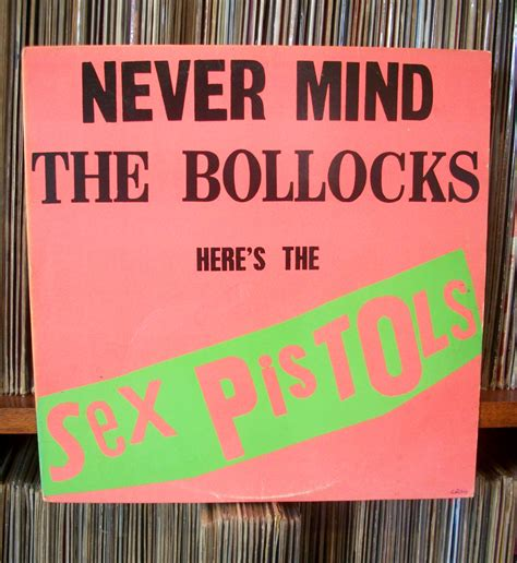 never mind the baking here s the pistols cakehead loves evil sinister vinyl collection pistols never mind the bollocks here s the pistols 1977