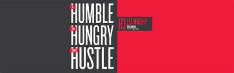 H3 Leadership Be Humble Stay Hungry Always Hustle Ebook E Book be humble stay hungry always hustle h3 leadership
