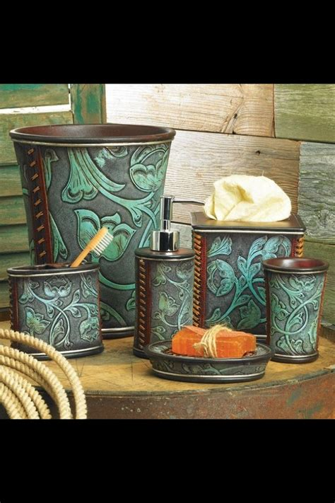 aqua and brown bathroom accessories 25 best ideas about turquoise bathroom decor on