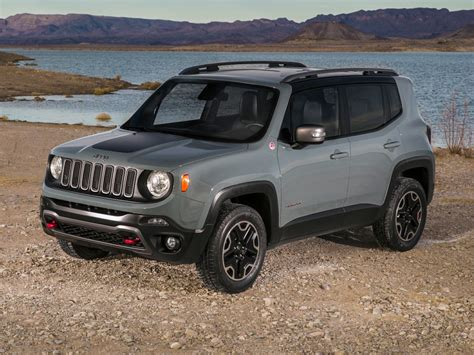 Jeep 2015 For Sale 2015 Jeep Renegade Trailhawk 4wd For Sale In Chattanooga