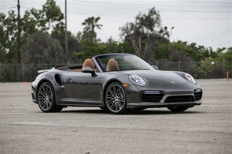 porsche cabriolet turbo 2017 porsche 911 turbo cabriolet test the