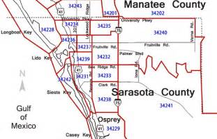 Sarasota Fl Zip Code Map by Harris County Zip Code Map Images