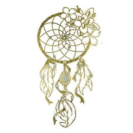 dreamcatcher gold tattoo best 25 dreamcatcher tattoo thigh ideas on pinterest