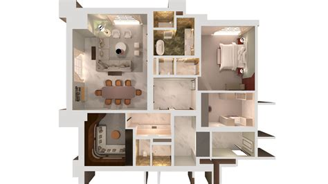 st suites floor plan starwood suites the st regis dubai