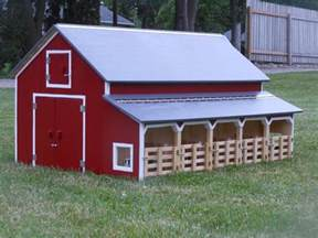 Handmade Wooden Toy Boxes For Sale by Homemade Breyer Horse Barns Galleryhip Com The Hippest Galleries
