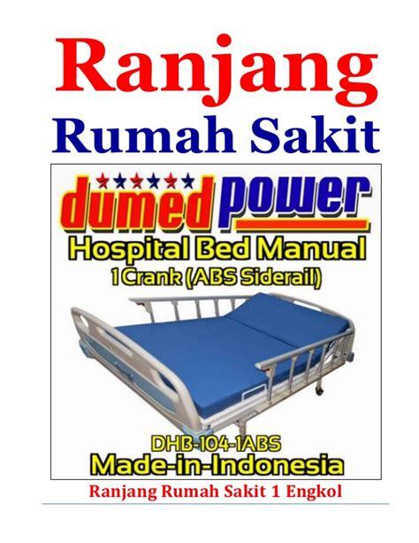 Ranjang Rumah Sakit tempat tidur pasien ranjang rumah sakit ranjang pasien