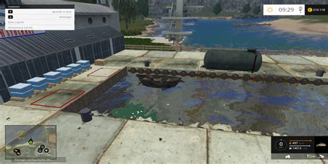 Ls With Fish by River Boat Fish V 1 0 Ls2015 Farming Simulator 2015 15 Mod