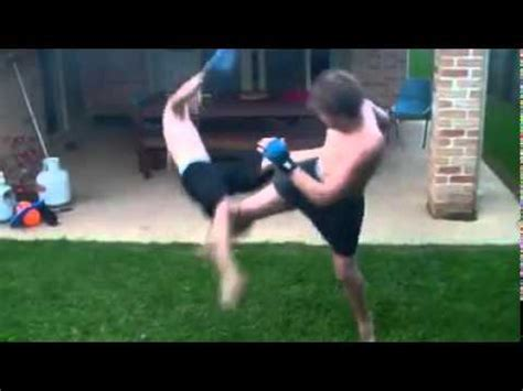 backyard fights videos mma backyard fight youtube