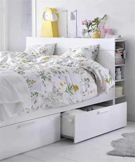 brimnes bed frame with storage headboard brimnes bed frame with storage headboard white l 246 nset