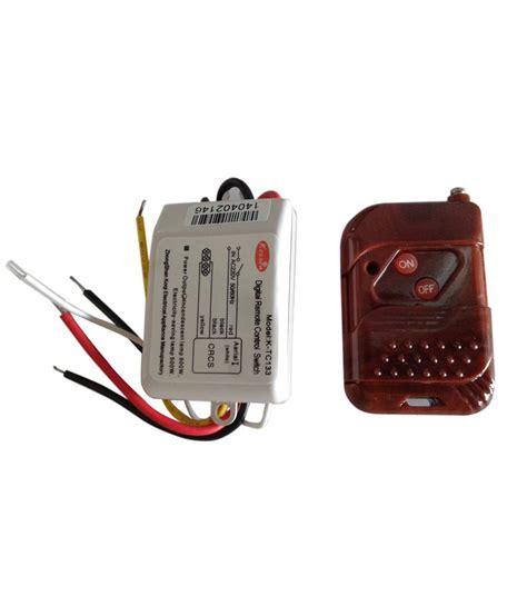 wireless remote switch for fan lights buy vk lightnings digital wireless remote switch for fan