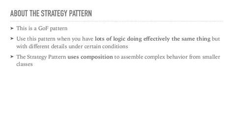 repository pattern search criteria puppet design patterns