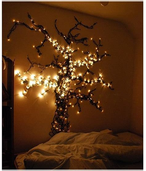 Ideas Christmas Decoration For Hanging Lights In The Decoration Lights For Bedroom