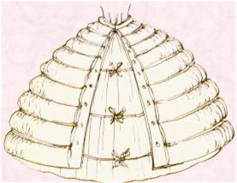 reifrock gestell crinolines fashion history