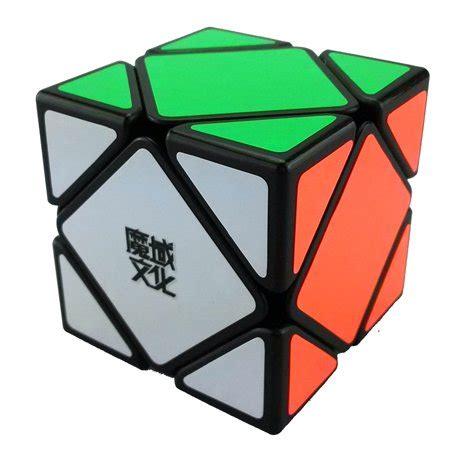 Murah Rubik Skewb Moyu Magnetic Skewb Speed Cube Stickerless moyu skewb cube med kuglelejer og god hj 248 rnesk 230 ring