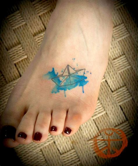 watercolor tattoo istanbul watercolor origami by koray koragozler