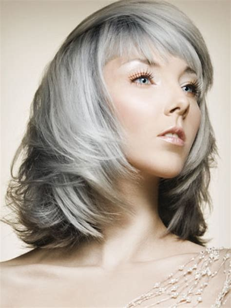 hairstyles gray hair 2015 what are the 2015 gray hairstyles hairstyles4 com