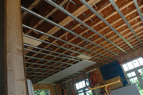 resilient channel ceiling q a how to boost basement sound resistance at low cost