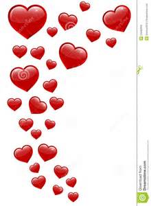 Flying hearts stock images image 24042304