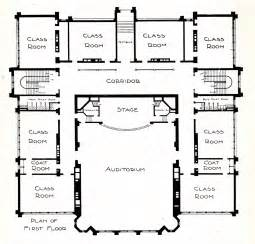 floor plan knowlton school digital library