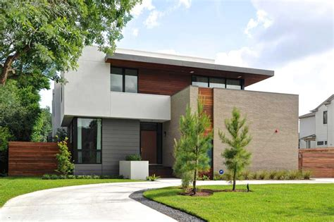 modern home design exles contemporary home highlights upcoming aia houston home