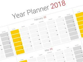 year planner templates year wall planner 2018 kp w11 calendar template