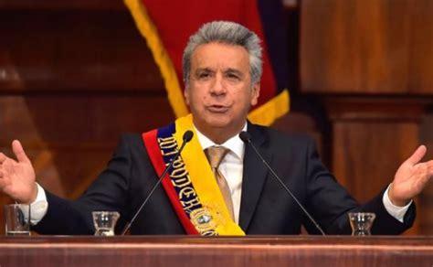 ecuador consultas ecuador consultas presidente de ecuador anuncia consulta popular el nuevo