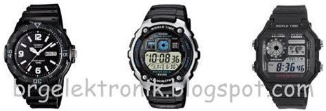 Harga Jam Tangan Merk Wd daftar harga jam tangan casio 2013