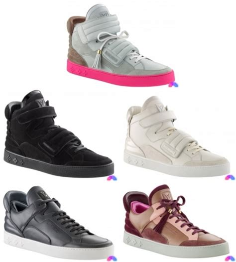 kanye sneaker kanye west x louis vuitton sneakers freshness mag