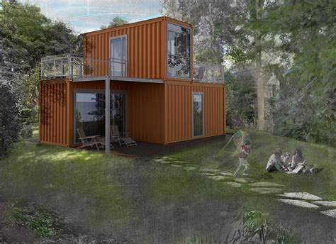 container haus architekt arquitetura on shipping container homes