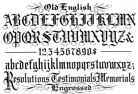 tattoo font download old english font hd wallpapers download free old english