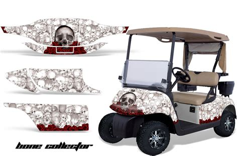 golf cart wrap template ezgo golf cart 1994 2013 graphic kit