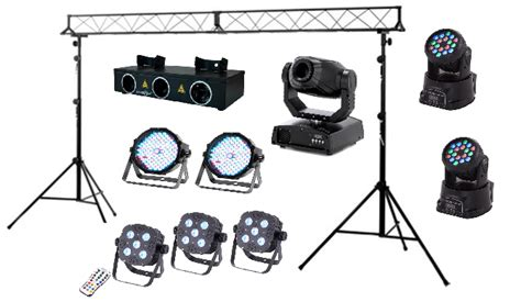 Stage Lighting Hire Marbella Spain Types Of Stage Lighting Fixtures