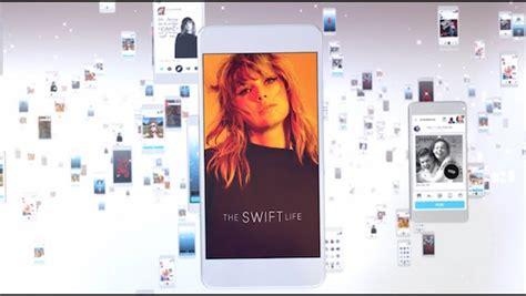 design app swift taylor swift is launching her own app fulfilling swifties