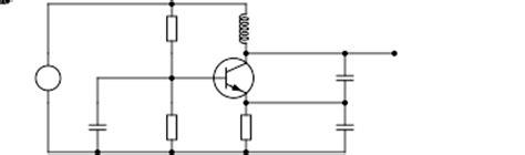 npn transistor oscillator colpitts oscillator circuit page 2 oscillator circuits next gr