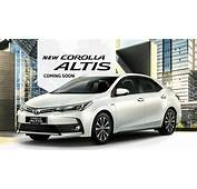 Toyota Corolla Altis Facelift  Malaysian Specs Revealed